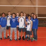 18s 3rd Place