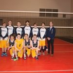 16s 3rd Place