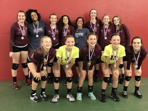 Girls 13 winner-RVC 13 Zonal
