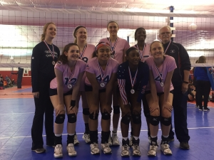 Girls 17 winner-WVC 17 National